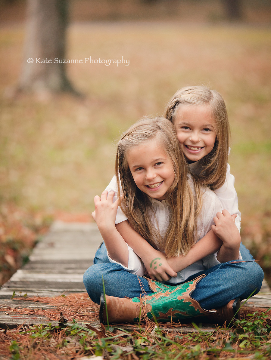 Twin Sisters Cowboy Boots Asheville Photographer